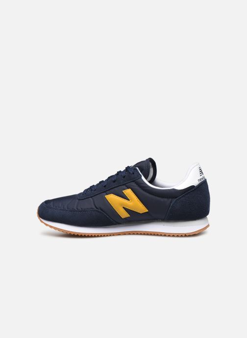 Baskets New Balance UL720 Bleu vue face