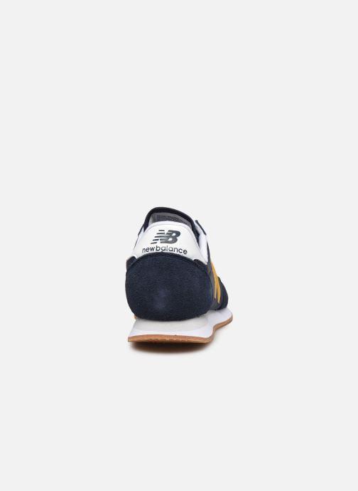 Baskets New Balance UL720 Bleu vue droite