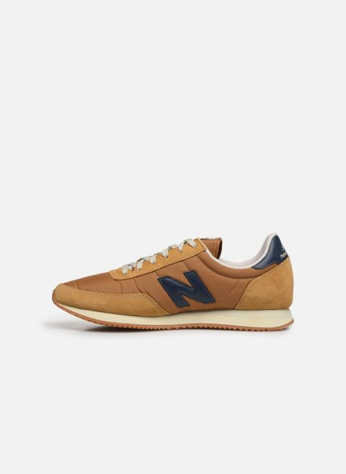 Baskets New Balance UL720 Marron vue face