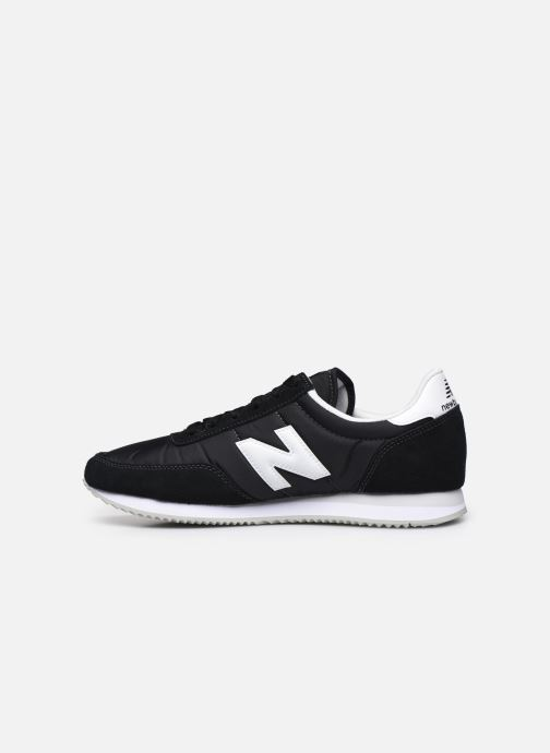 Sneakers New Balance UL720 Nero immagine frontale