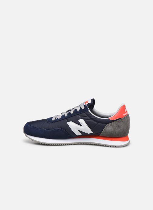 Sneaker New Balance UL720 schwarz ansicht von vorne