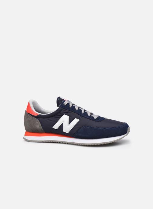 Sneaker New Balance UL720 schwarz ansicht von hinten