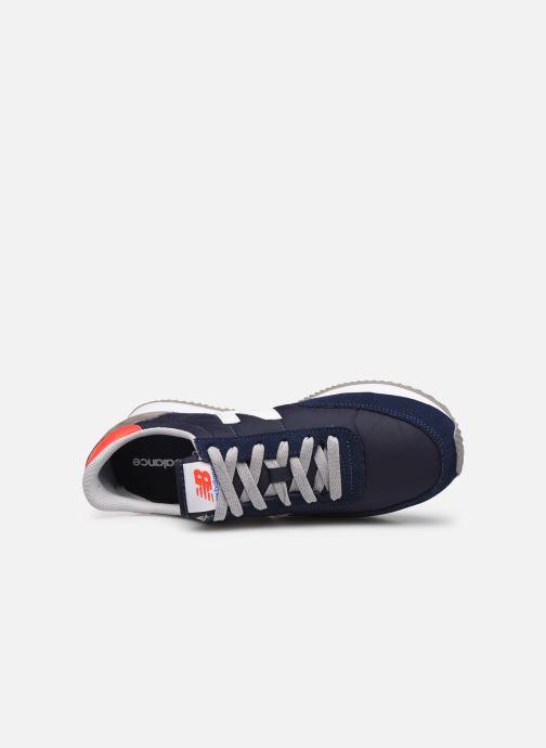 Baskets New Balance UL720 Bleu vue gauche