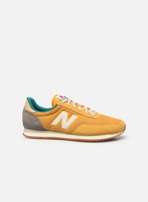 Sneaker New Balance UL720 gelb ansicht von hinten