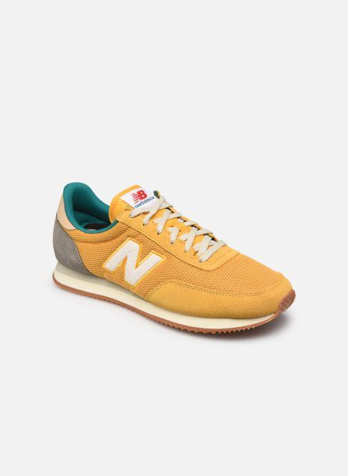 Sneaker New Balance UL720 gelb detaillierte ansicht/modell