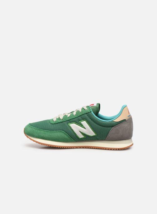 Sneaker New Balance UL720 grün ansicht von vorne
