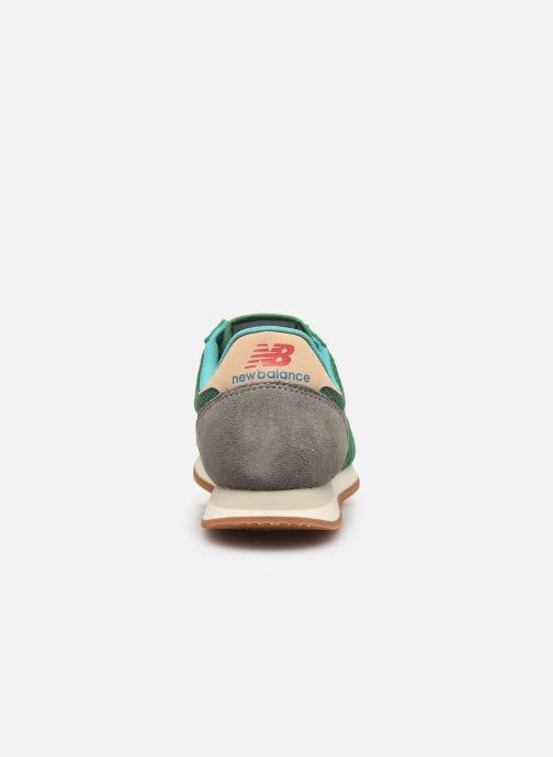 Sneaker New Balance UL720 grün ansicht von rechts