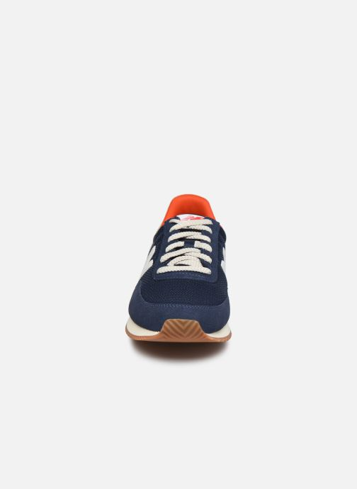 Sneaker New Balance UL720 blau schuhe getragen