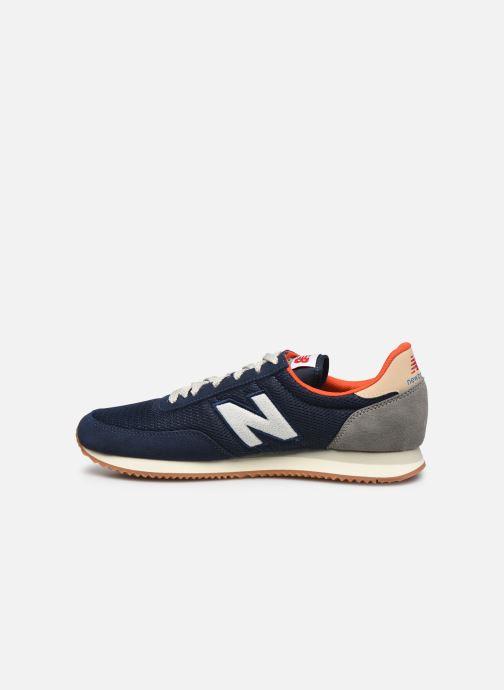 Sneaker New Balance UL720 blau ansicht von vorne