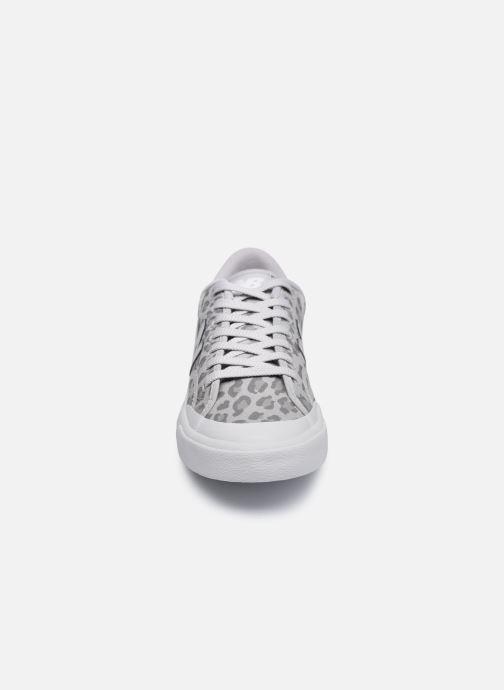 Sneaker New Balance PROCT W grau schuhe getragen
