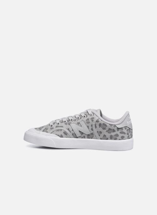 Sneaker New Balance PROCT W grau ansicht von vorne
