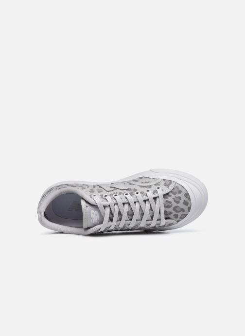 Sneaker New Balance PROCT W grau ansicht von links