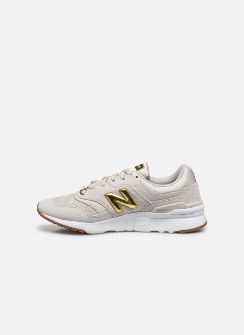 Baskets New Balance CW997 Gris vue face