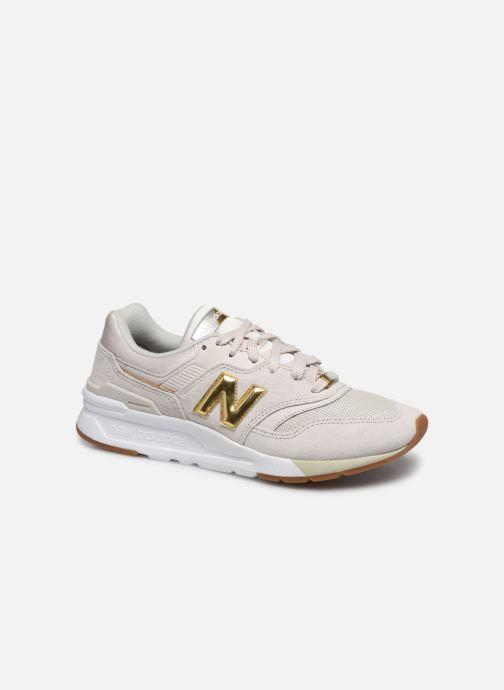 Sneakers New Balance CW997 Grå detaljeret billede af skoene