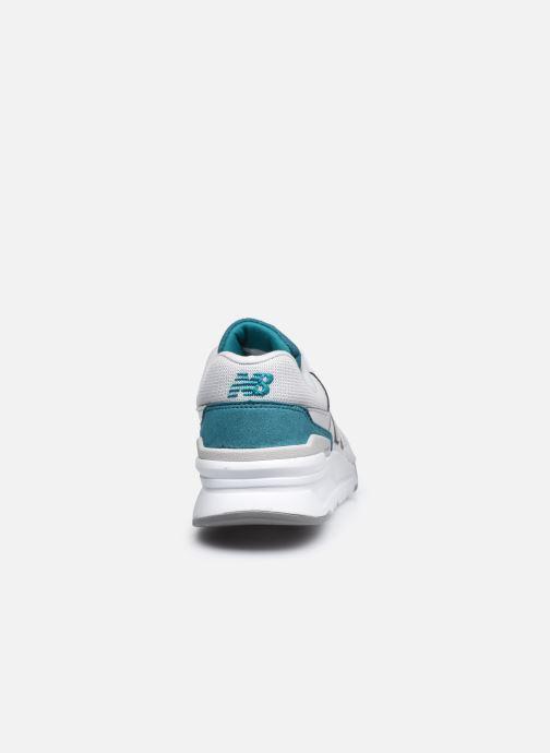 Sneakers New Balance CW997 Grijs rechts