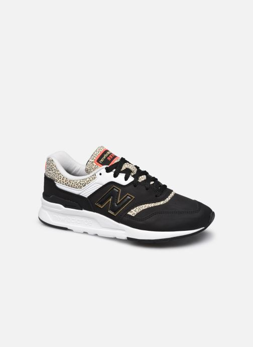Sneakers New Balance CW997 Zwart detail
