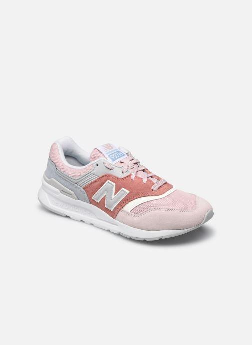 Sneaker New Balance CW997 rosa detaillierte ansicht/modell