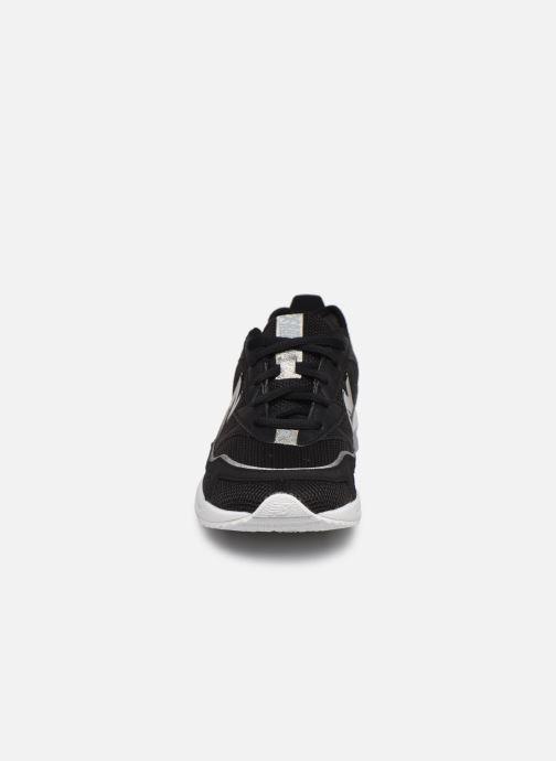 Baskets New Balance WSXR Noir vue portées chaussures