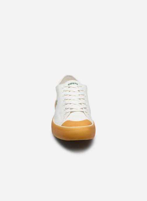 Baskets Lacoste Gripshot 120 6 Cma Blanc vue portées chaussures