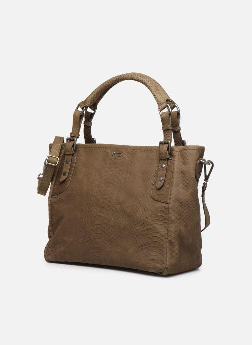 Bolsos de mano IKKS Women BQ95489 Verde vista del modelo