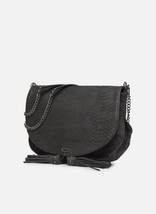 Sacs à main IKKS Women BQ95499 Noir vue portées chaussures
