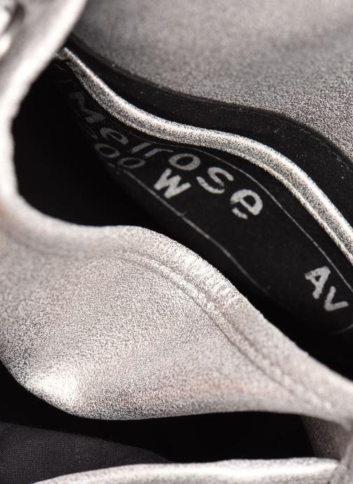 Handtassen IKKS Women BQ95629 Zilver achterkant