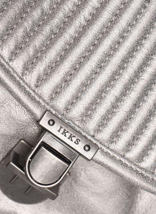Handtassen IKKS Women BQ95629 Zilver links