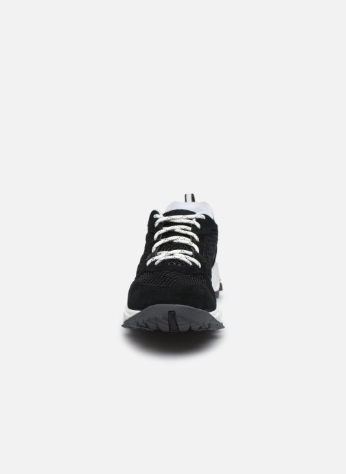 Zapatillas de deporte Columbia Ivo Trail Breeze Negro vista del modelo