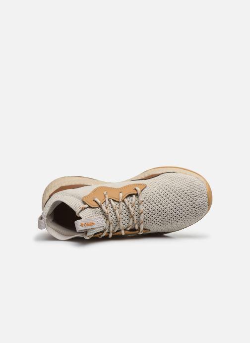 Chaussures de sport Columbia Shift Mid Breeze Beige vue gauche