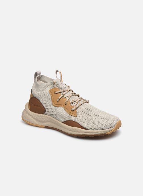Chaussures de sport Columbia Shift Mid Breeze Beige vue détail/paire