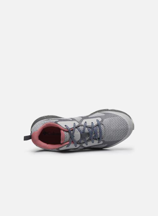 Chaussures de sport Columbia Vitesse Outdry Gris vue gauche