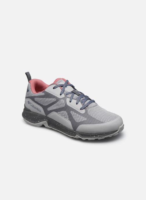 Chaussures de sport Columbia Vitesse Outdry Gris vue détail/paire