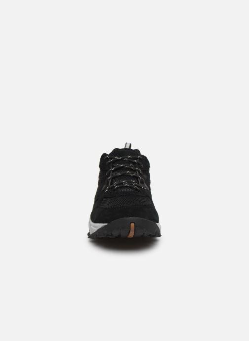 Zapatillas de deporte Columbia Ivo Trail Breeze M Negro vista del modelo