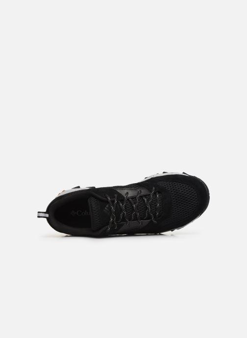 Zapatillas de deporte Columbia Ivo Trail Breeze M Negro vista lateral izquierda