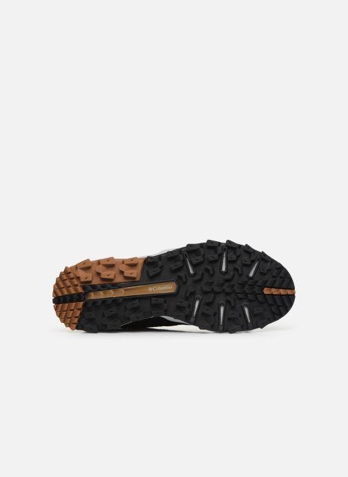Zapatillas de deporte Columbia Ivo Trail Breeze M Negro vista de arriba