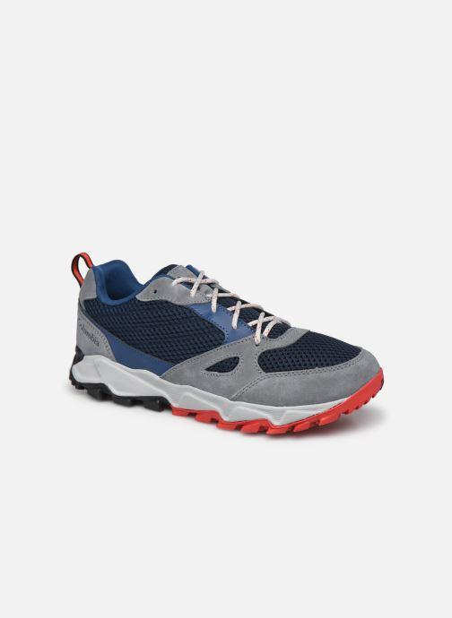 Chaussures de sport Columbia Ivo Trail Breeze M Bleu vue détail/paire