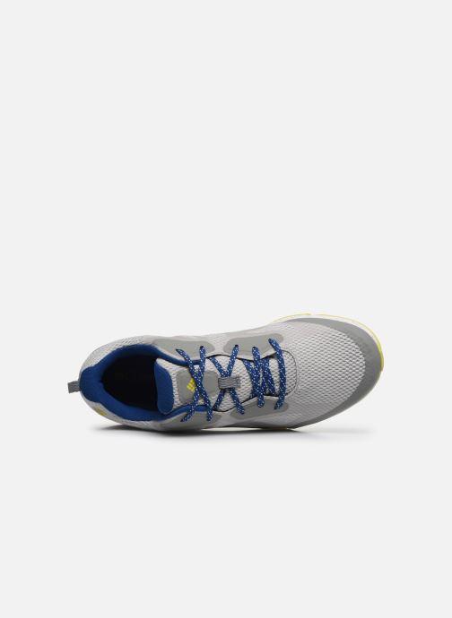Zapatillas de deporte Columbia Vitesse Outdry Gris vista lateral izquierda