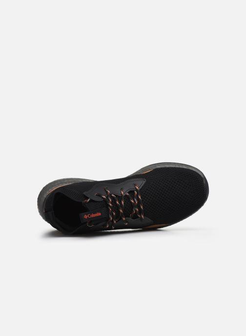 Zapatillas de deporte Columbia Shift Mid Breeze Negro vista lateral izquierda