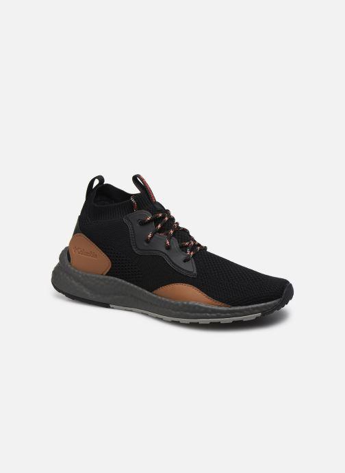 Chaussures de sport Columbia Shift Mid Breeze Noir vue détail/paire
