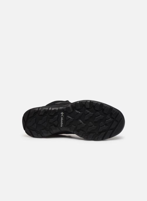 Zapatillas de deporte Columbia Redmond V2 Negro vista de arriba