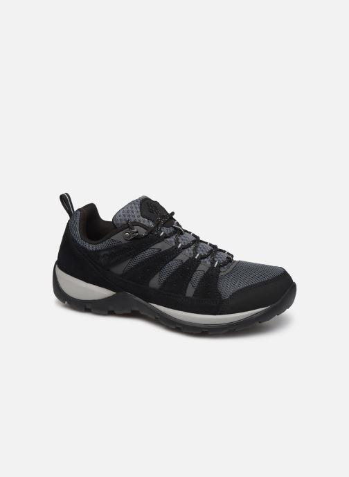 Zapatillas de deporte Columbia Redmond V2 Negro vista de detalle / par