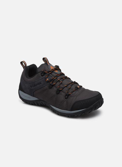 Zapatillas de deporte Columbia Peakfreak Venture Lt Gris vista de detalle / par