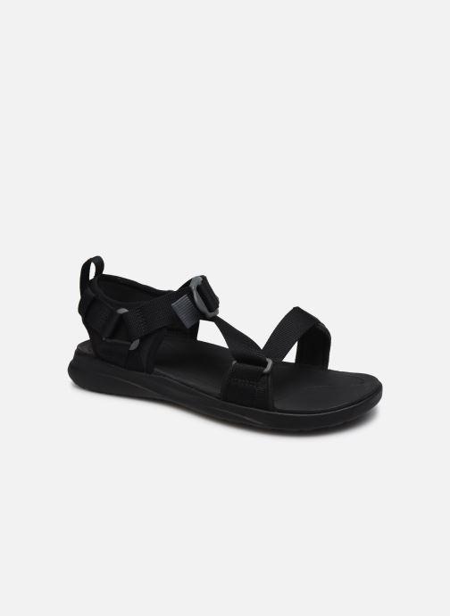 Sandalen Columbia Columbia Sandal schwarz detaillierte ansicht/modell