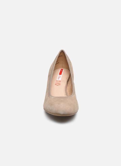 Escarpins S.Oliver SULY Beige vue portées chaussures