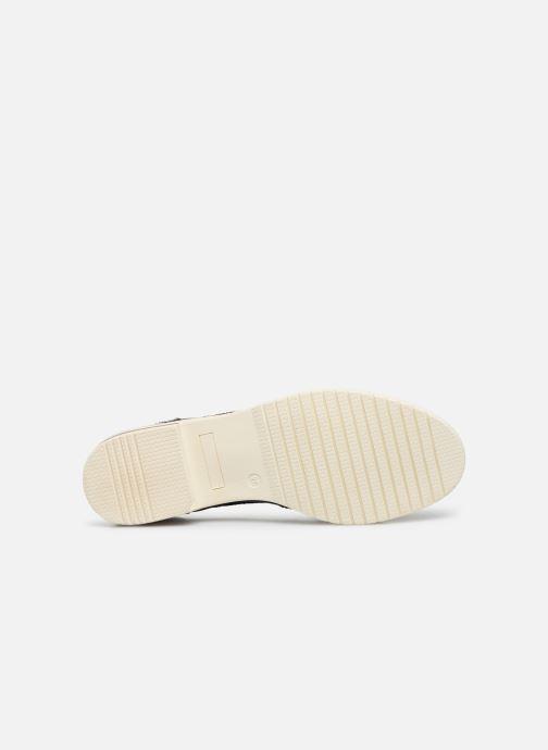 Chaussures à lacets S.Oliver SARIEL Noir vue haut