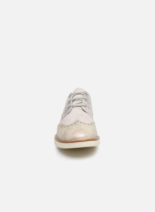 Zapatos con cordones S.Oliver SARIEL Gris vista del modelo