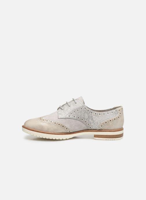 Zapatos con cordones S.Oliver SARIEL Gris vista de frente