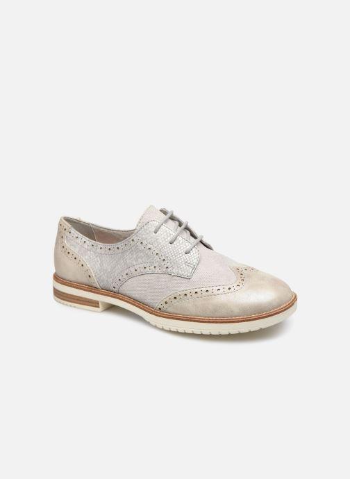 Zapatos con cordones S.Oliver SARIEL Gris vista de detalle / par