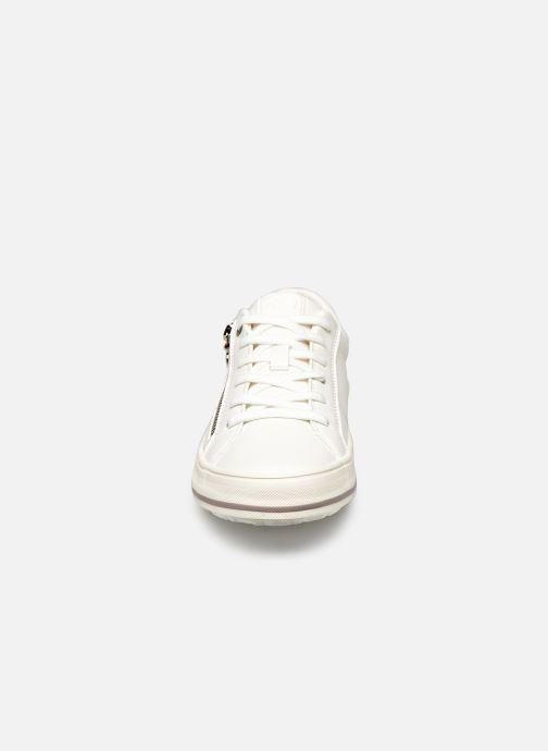 Sneakers S.Oliver SASKIA Bianco modello indossato