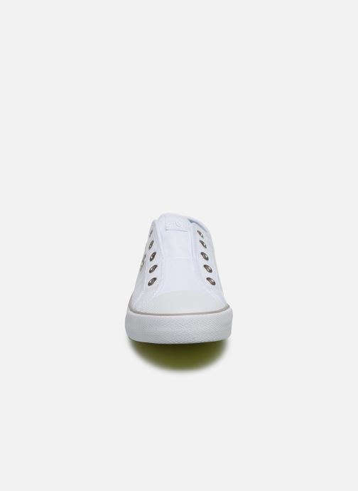 Baskets S.Oliver SOFY Blanc vue portées chaussures